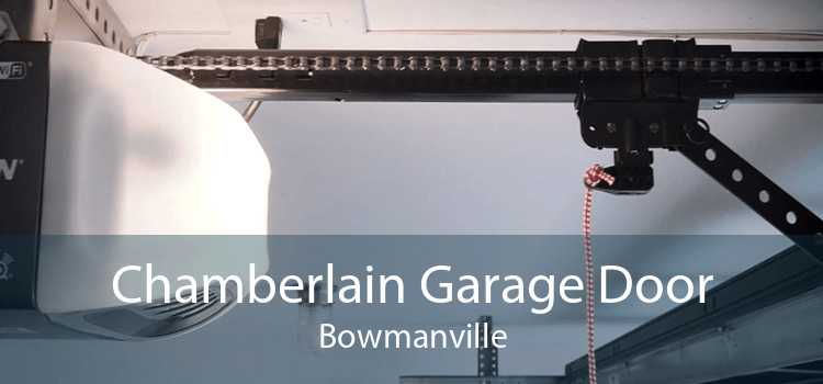 Chamberlain Garage Door Bowmanville