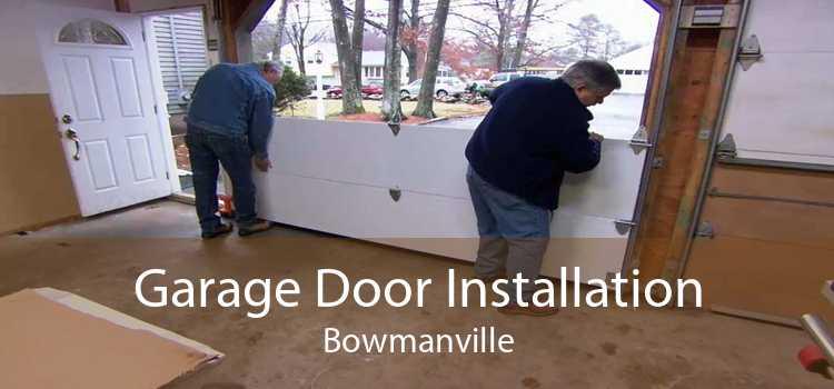 Garage Door Installation Bowmanville