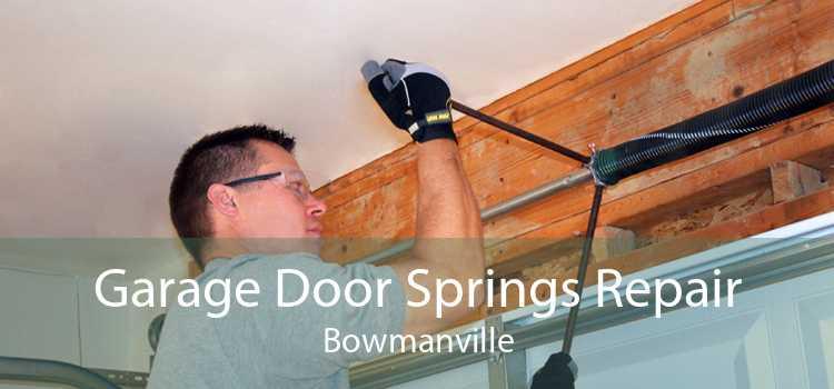 Garage Door Springs Repair Bowmanville