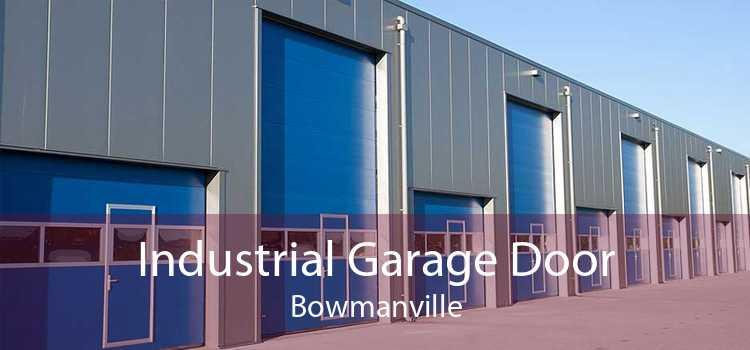 Industrial Garage Door Bowmanville
