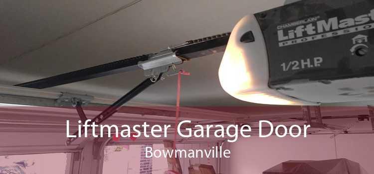 Liftmaster Garage Door Bowmanville