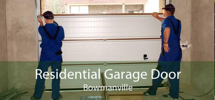 Residential Garage Door Bowmanville