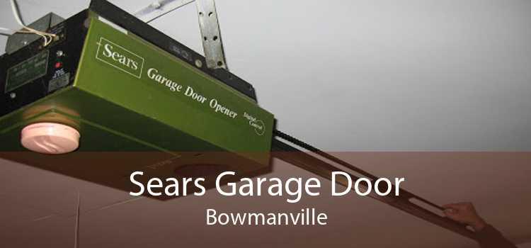 Sears Garage Door Bowmanville