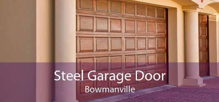 Steel Garage Door Bowmanville